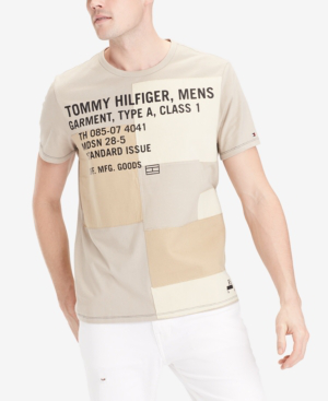 Tommy Hilfiger Men Columbus Graphic T Shirt | Shirts in 2019