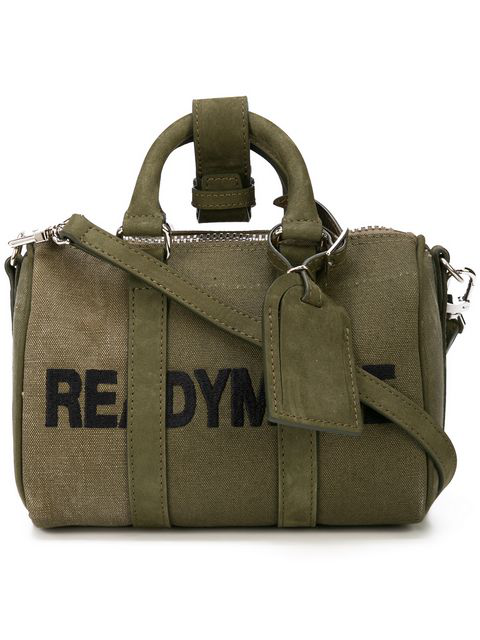 Readymade Logo Patch Tote In Green