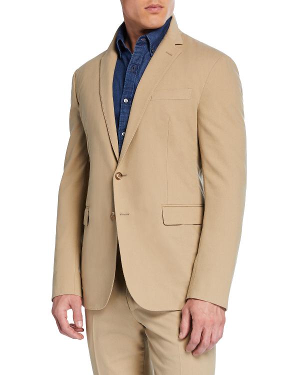 afa18cd18 Ralph Lauren Men s Rlx Hadley 2-Button Jacket