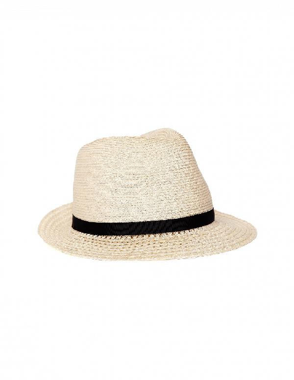 Yohji Yamamoto Straw Hat In Beige