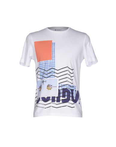 Dondup T-Shirt In БЕЛЫЙ