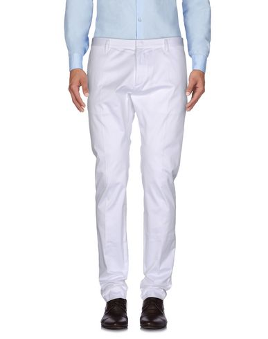 Dsquared2 Casual Trouser In White