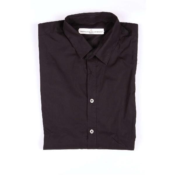 Golden Goose Black Cotton Shirt