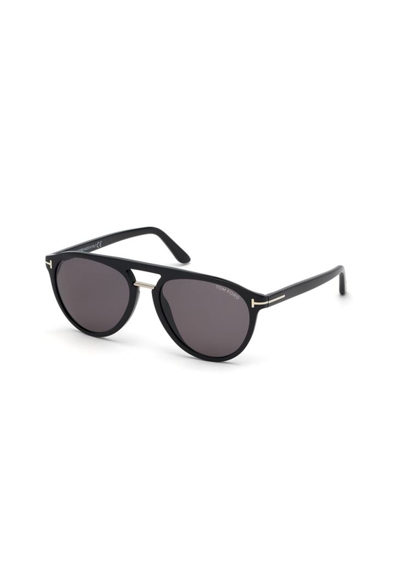 Tom Ford Women's Grey Metal Sunglasses