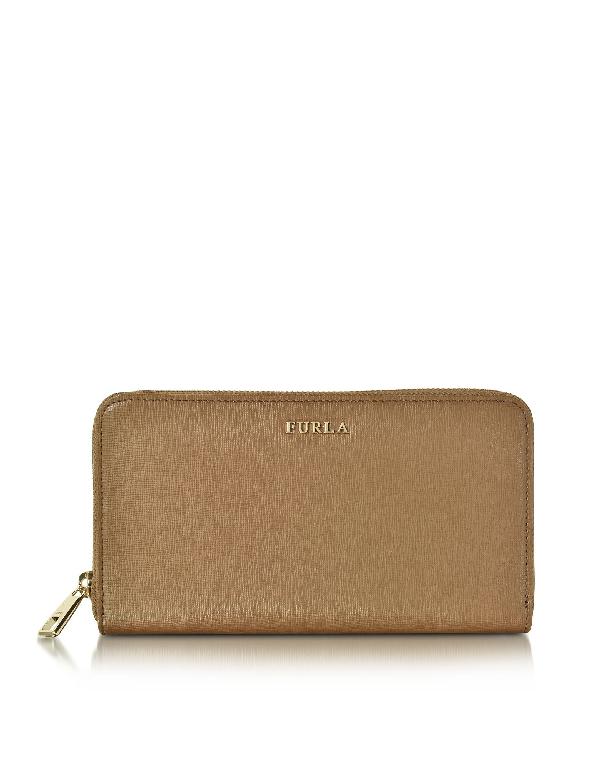 cde7c0a702 Furla Women's 851529 Brown Leather Wallet   ModeSens