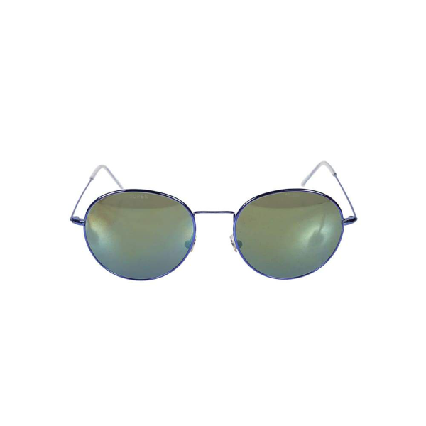 Gosha Rubchinskiy Women's G012k201green Green Metal Sunglasses
