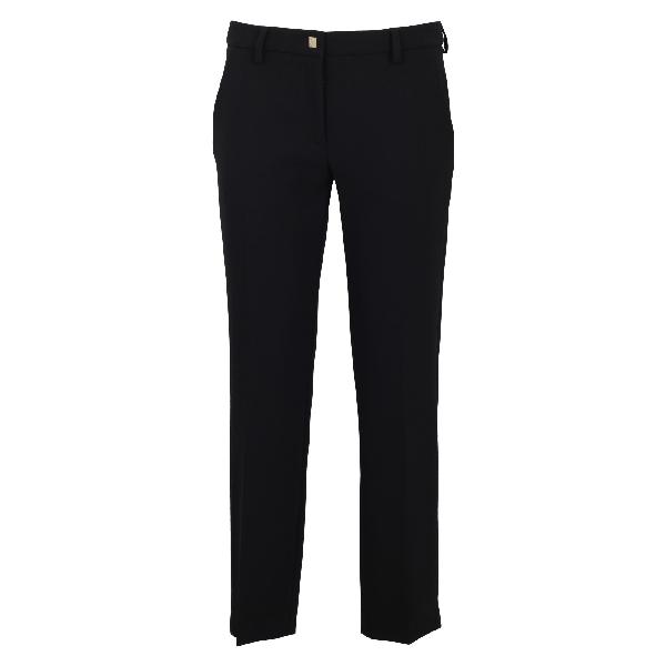 Versace Women's G34539G600556G1008 Black Polyester Pants