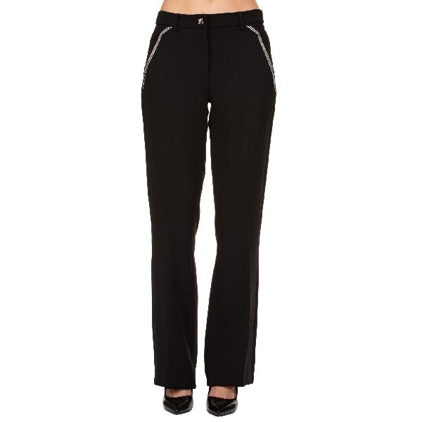Versace Women's G35793Bg603996G1008 Black Polyester Pants