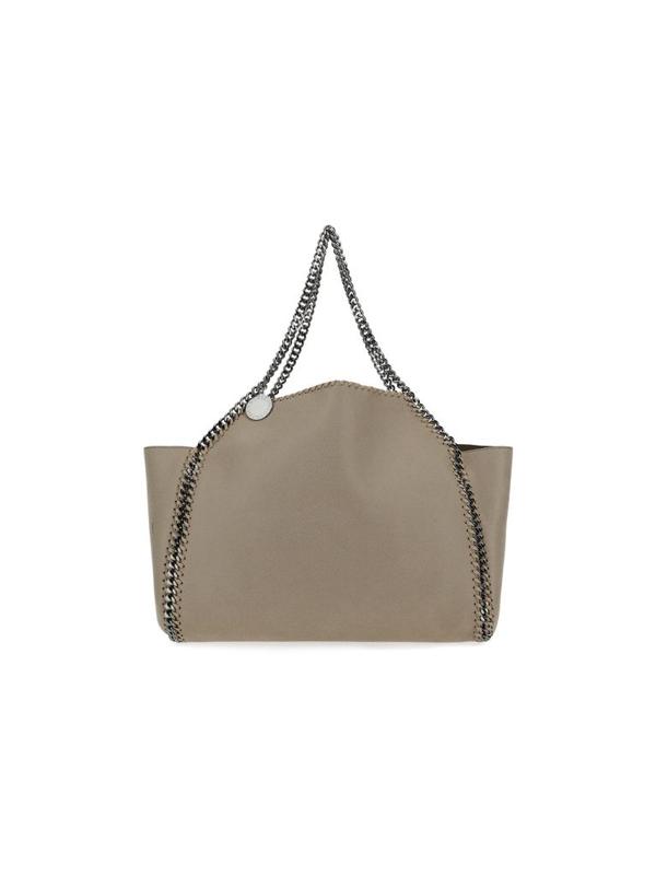Stella Mccartney Women's Beige Other Materials Shoulder Bag