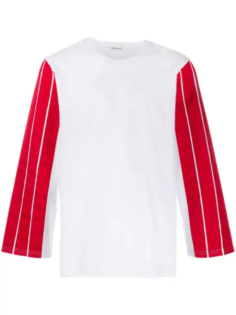 Dima Leu Printed T-shirt In White