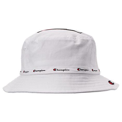 kod promocyjny Nowa lista kupować Big C Bucket Hat In White Size Large/X-Large By Champion