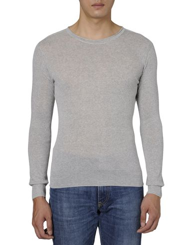 T By Alexander Wang Long Sleeve T-Shirts In Grey