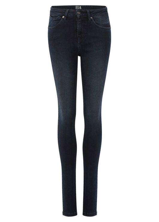 Donna Ida Ivy Skinny Jeans - Barely Black