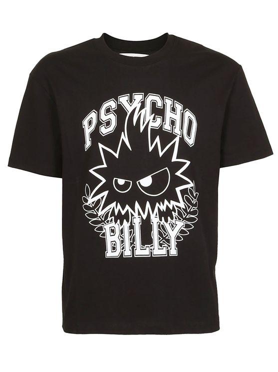 Mcq By Alexander Mcqueen T-shirt In Black