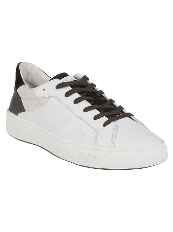 Crime London Trainers In White