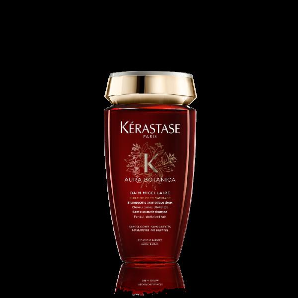 Kerastase Aura Botanica Bain Micellaire Gentle Aromatic Shampoo For Dull Hair 8.5 Fl Oz / 250 Ml