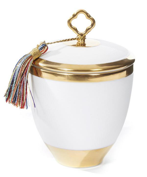 L'objet Key Candle In White