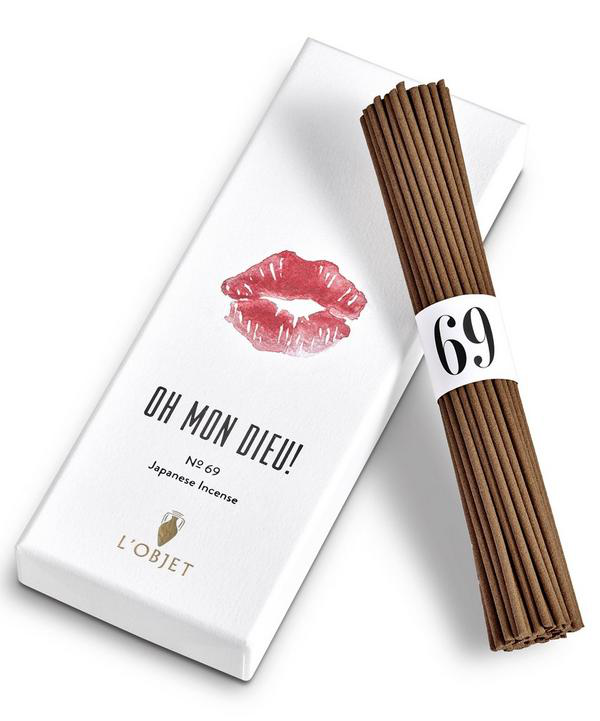 L'objet Oh Mon Dieu No.69 Incense Sticks Box In White