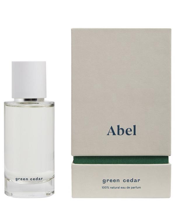 Abel Green Cedar Eau De Parfum 50ml In White