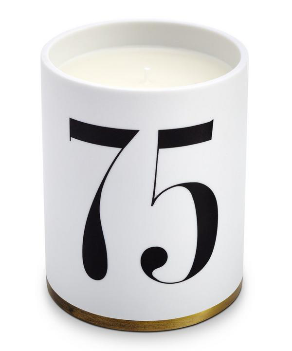 L'objet The Russe No.75 Candle 350g In White