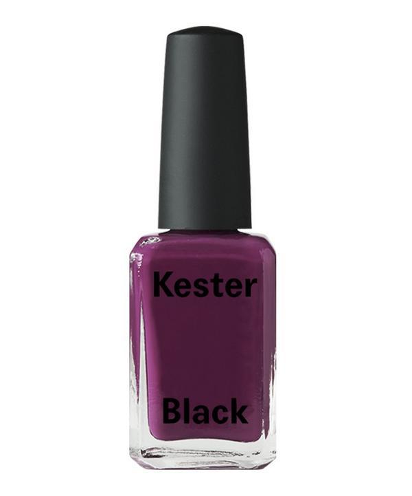 Kester Black Nail Polish In Poppy