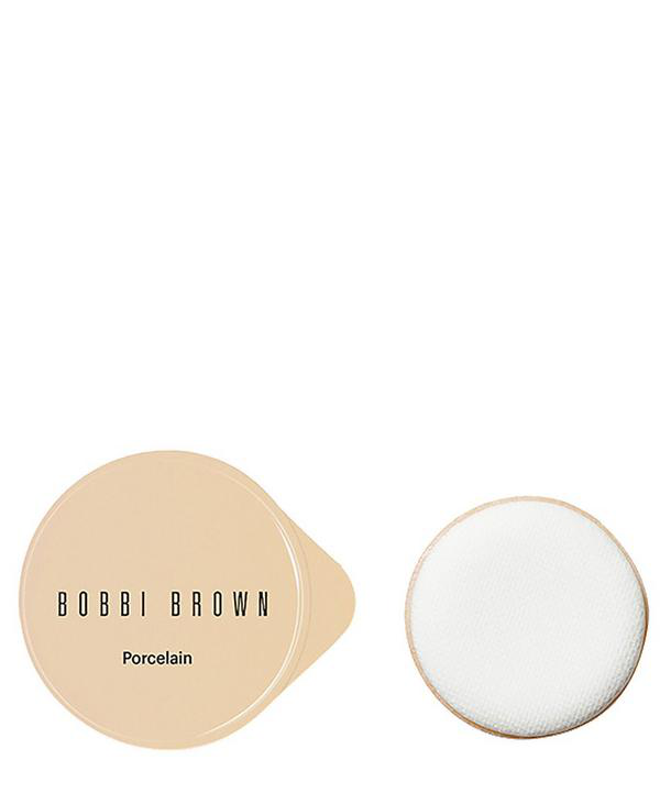 Bobbi Brown Skin Foundation Cushion Compact Spf 35 Refill In Porcelain