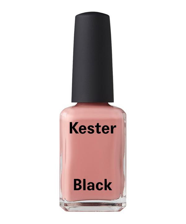 Kester Black Nail Polish In Petra