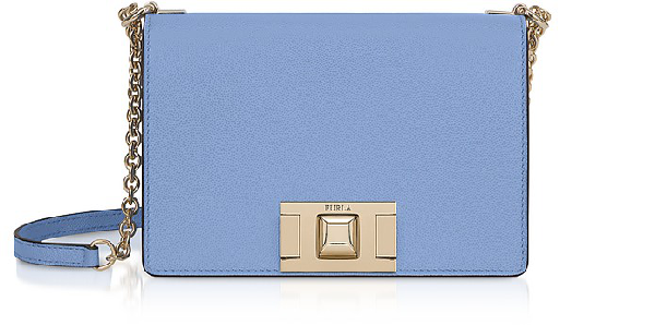 Furla MimÌ Mini Crossbody Bag In Light Blue