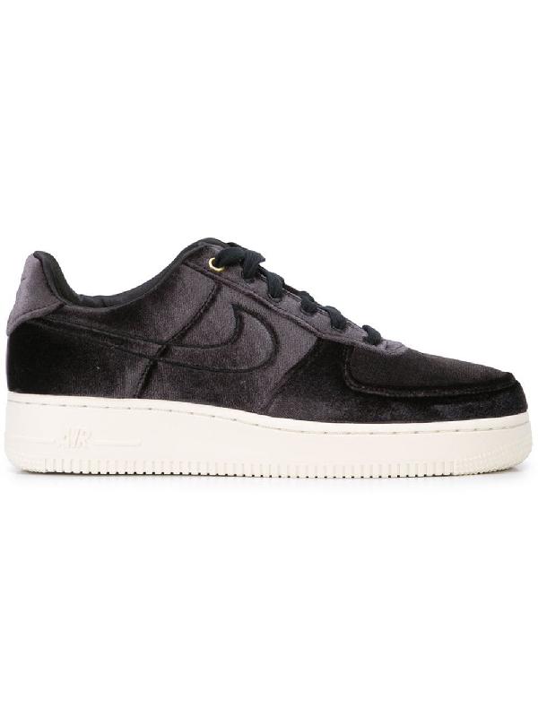online store 95765 8f65d Nike  Air Force 1  Sneakers - Schwarz In Black