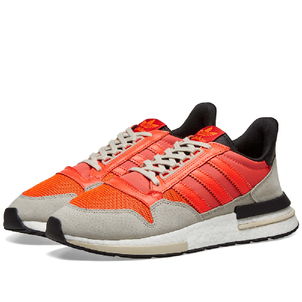 finest selection ab386 ff547 Adidas Zx 500 Rm in Orange