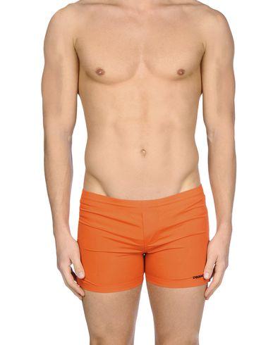 Dsquared2 Swim Shorts In Orange