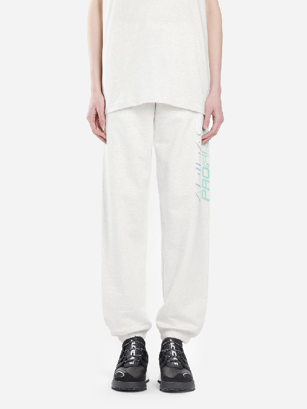 Adidas Originals By Alexander Wang Adidas By Alexander Wang Trousers In Grey