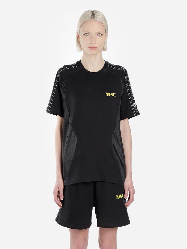 Adidas Originals By Alexander Wang Adidas By Alexander Wang T-Shirts In Black