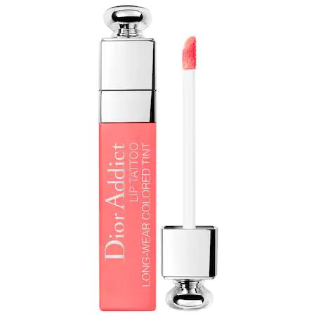 Dior Addict Lip Tattoo Long-Wearing Color Tint - 251 Natural Peach