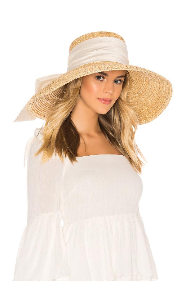 df96f049f077f Eugenia Kim Mirabel Hat In Tan.