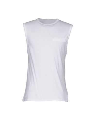 T By Alexander Wang Tank Top In White