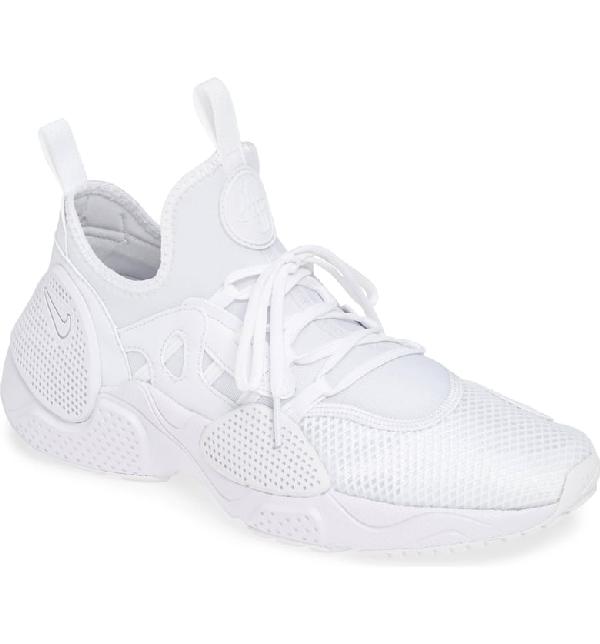 a5a4237de8 Men's Huarache E.D.G.E. Low-Top Sneakers in White/ White
