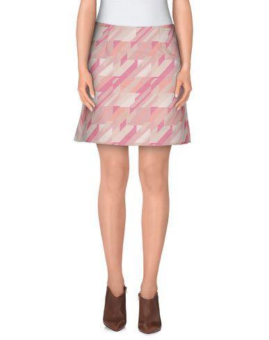 Pinko Knee Length Skirt In Pink