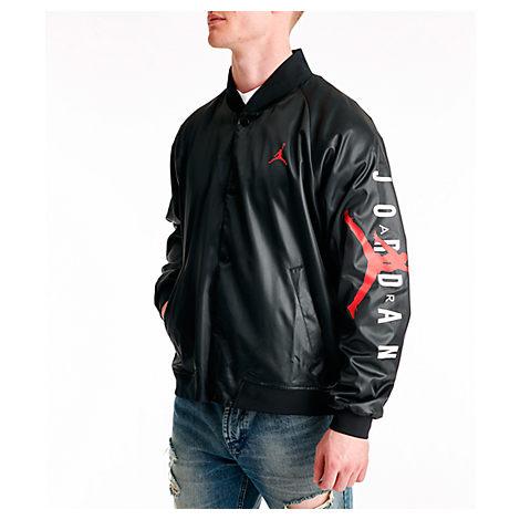 55c8cb8b98c Nike Men's Jordan Jumpman Stadium Jacket, Black | ModeSens