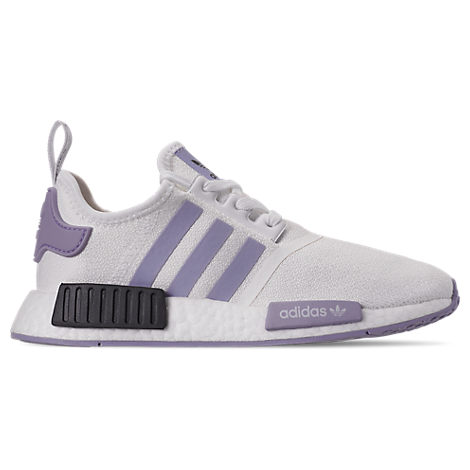 outlet store 59fce daaca Women's Nmd R1 Casual Shoes, White - Size 8.0
