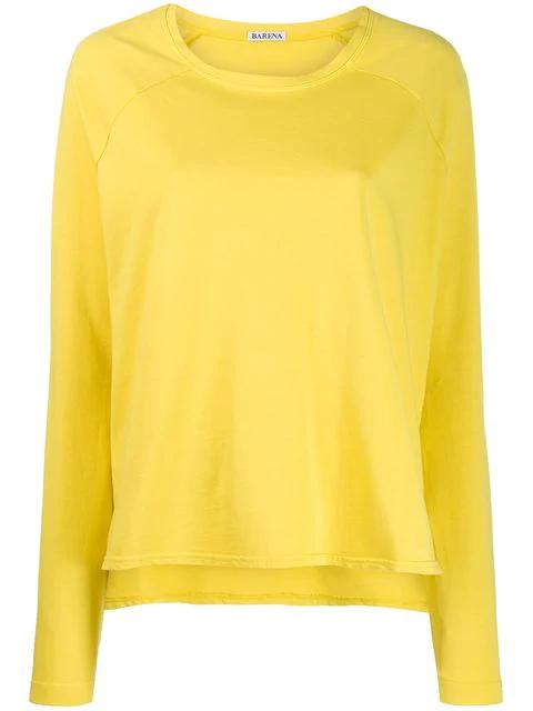 Barena Venezia Knitted Shirt In Yellow
