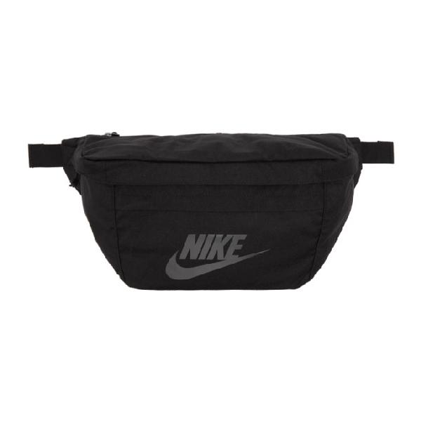Nike Black Hip Pack In 010blkanthr