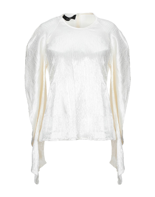 Sid Neigum Blouse In Ivory
