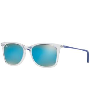 b64977157 Ray Ban Ray-Ban Unisex Rj9063S - Frame Color: Transparent, Lens Color:
