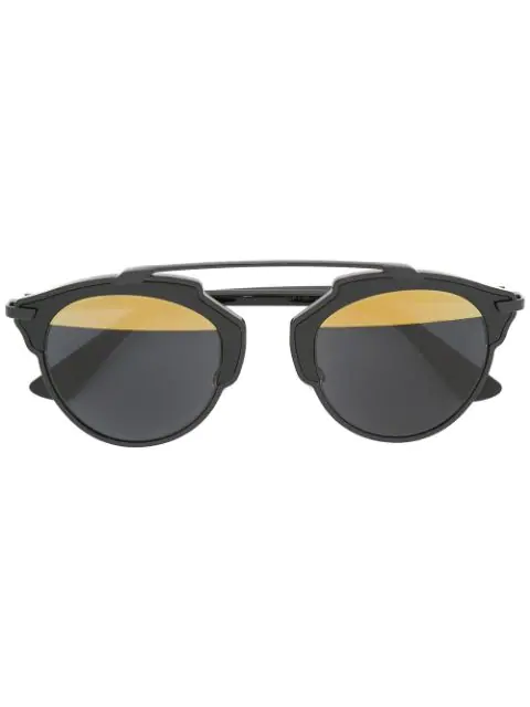 Dior So Real Split Sunglasses In B0yt1