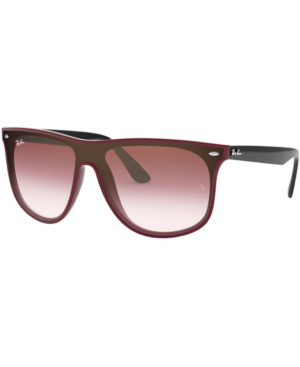 Ray Ban Ray-Ban Sunglasses, Rb4447N 40 In Bordeaux Demishiny/Grad Bord Grad Brown Ar Ext G