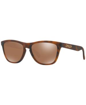Oakley Sunglasses, Oo9013 In Brown/grey Prizm