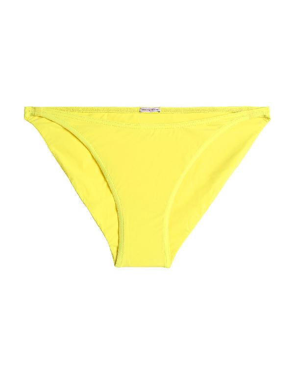 Orlebar Brown Bikini In Yellow