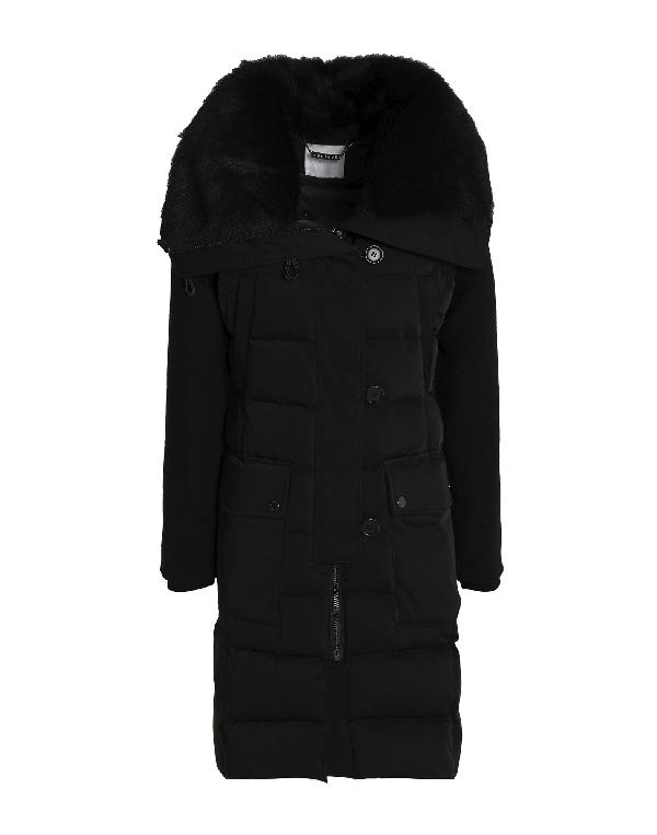 Ashley B. Down Jacket In Black