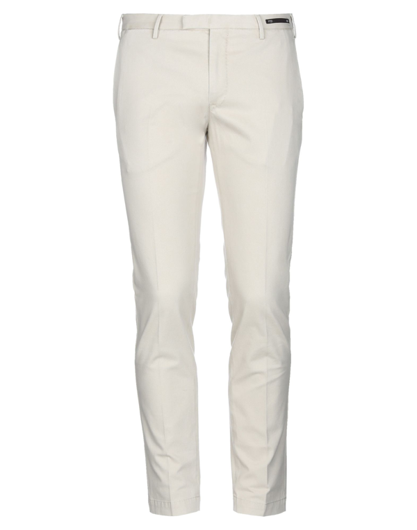 Pt01 Casual Pants In Beige
